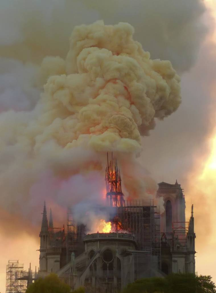 Fire out, organ intact but work ahead for charred Notre Dame: What has happened so far | News | gnn9.com :http://www.gnn9.com/index.php: Global News Network 9